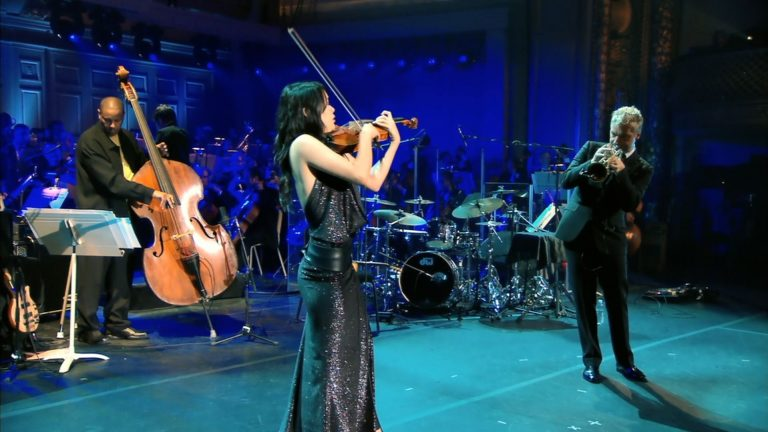 """Emmanuel"" w/ Lucia Micarelli 